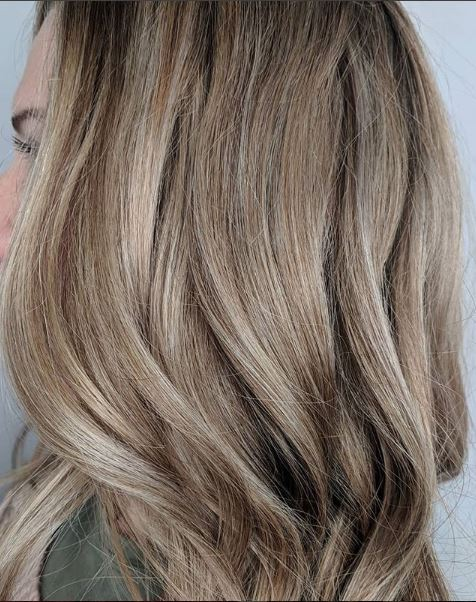 Gorgeous natural blonde that