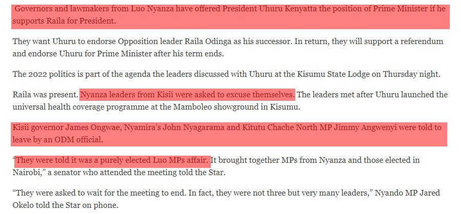 Landfirst Mwalimu Wandia On Twitter Kenya Is A Country Of No