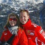 Schumacher Twitter Photo