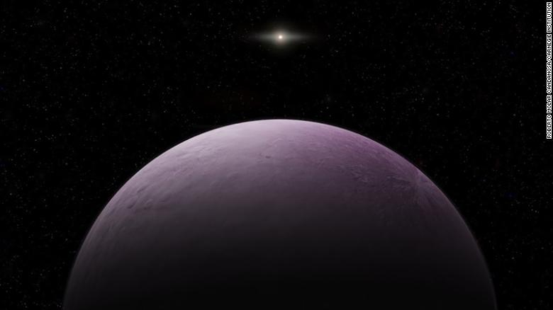 For the first time, an object in our solar system has been found more than 100 times farther than Earth is from the sun. It's probably a dwarf planet that takes more than 1,000 years to orbit the sun. And it's called 'Farout.' https://t.co/lc9lvHGc0Q