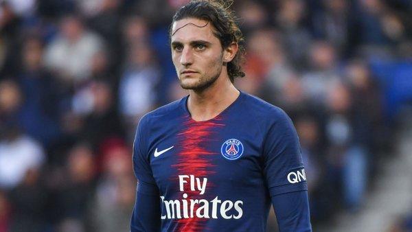 Henrique: 'Adrien Rabiot m'a informé qu'il ne signerait pas de contrat et qu'il souhaitait quitter le club en étant libre à la fin de la saison, soit à l'expiration de son contrat.' (@YahooSportFR)