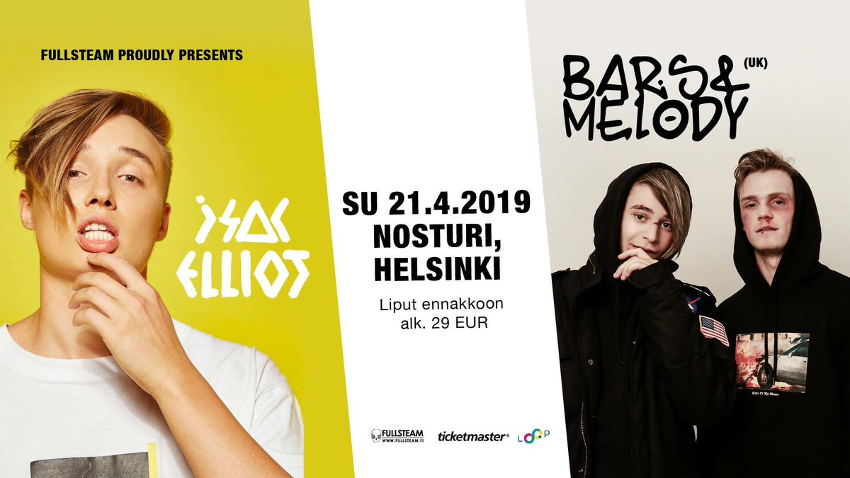 Finland🔥 🇫🇮 Tickets out on Wednesday