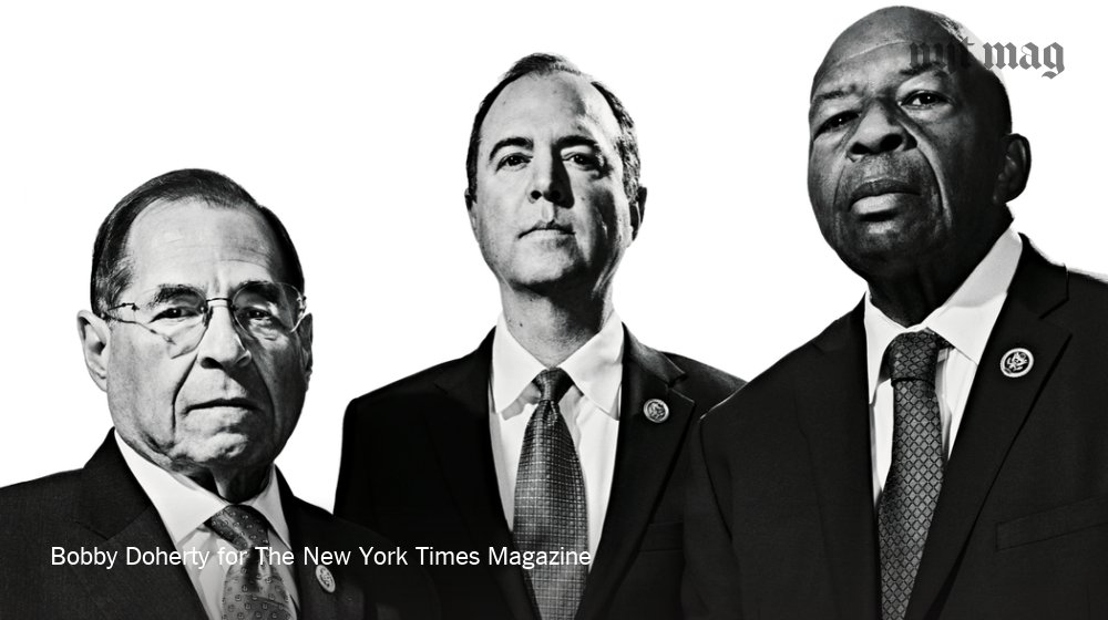 Jerrold Nadler, Adam Schiff and Elijah Cummings will finally have the power to investigate Trump. How far will they go? https://nyti.ms/2EsoKgn
