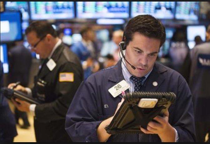 U.S. Markets Alert: U.S. Markets Trade Lower As Dow Jones Falls Around 300 Points  *Nasdaq Trades Down Around 1.2%