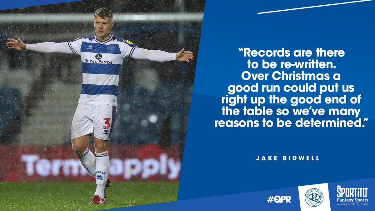 🔜 #FORQPR Some #TuesdayThoughts ahead of #QPRs trip to the City Ground this weekend.