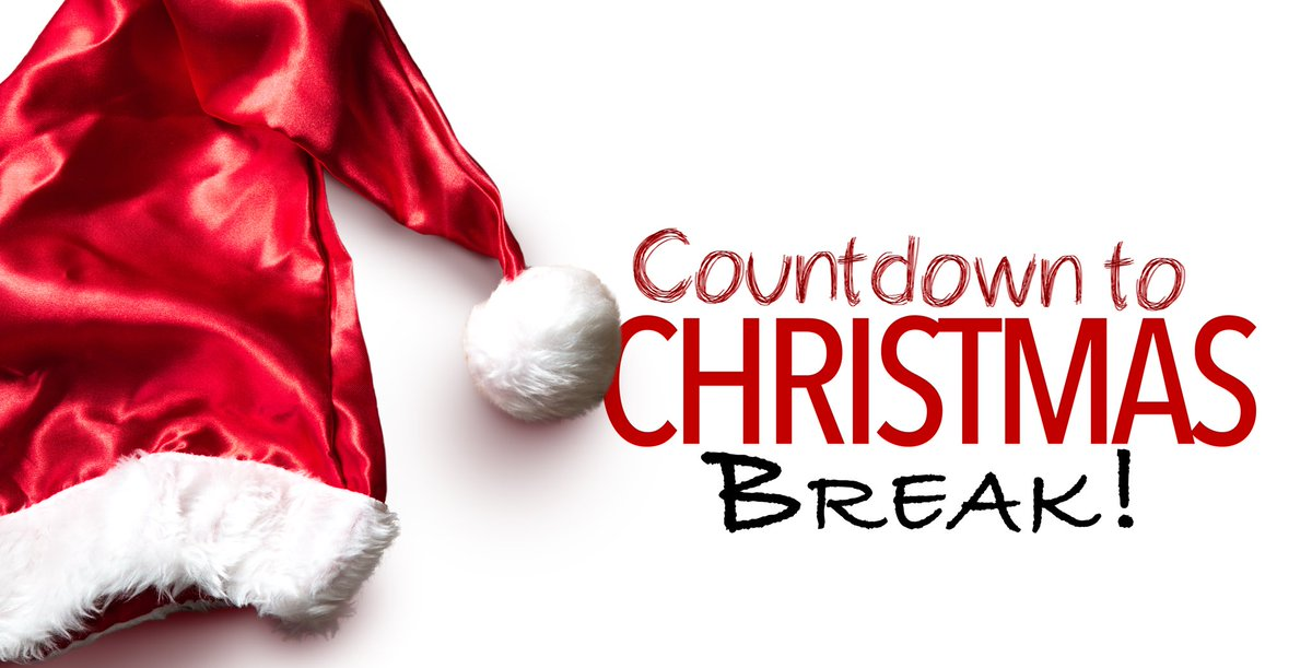 When Does Christmas Break Start.St Elizabeth School On Twitter It S Monday So We Can