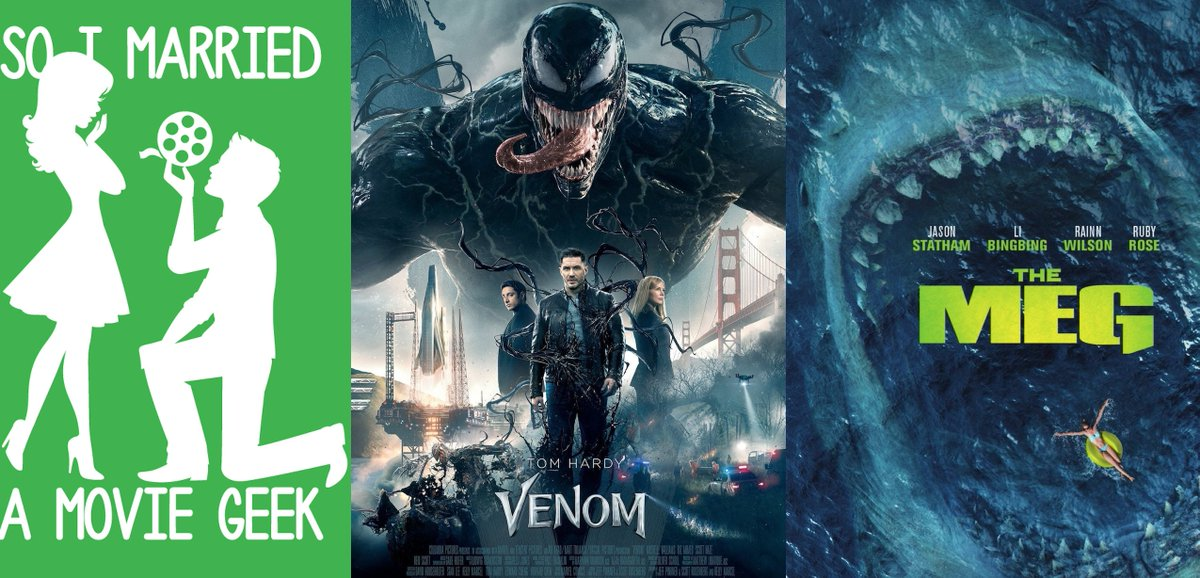 BRAND NEW EPISODE! You voted! We watched both! It&#39;s our last double feature of 2018: #VENOM  + #TheMeg!  #PodernFamily #PodFix @PodFix Apple  http:// bit.ly/MovieGeekCastA pple &nbsp; …  Podbean  http:// bit.ly/MovieGeekCastP odbean &nbsp; …  Spotify  http:// bit.ly/MovieGeekCastS potify &nbsp; …  Stitcher  http:// bit.ly/MovieGeekCastS titcher &nbsp; … <br>http://pic.twitter.com/ABpoTBsSYA