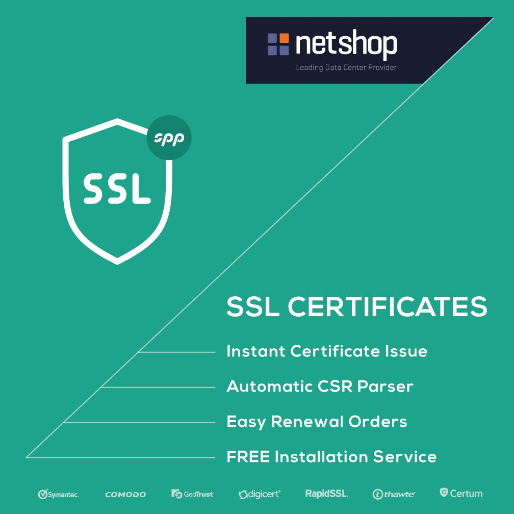 ➡️ SSL Certificates - http://buff.ly/2PIcfiD  ⬅️  #SPP #Datacenter #Domainnames #SSL #cPanel #VPS #DNS #Webhosting #Servers #Cloud #Backup