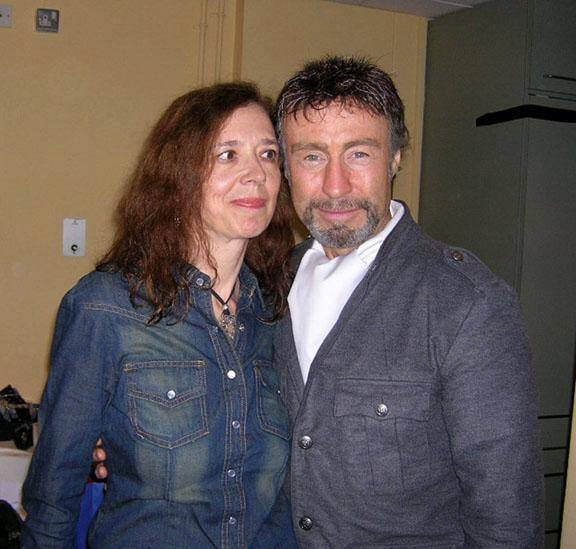 Happy Birthday, Paul Rodgers! You ARE the best voice in rock! Sending best wishes in silver, blue and gold xxx