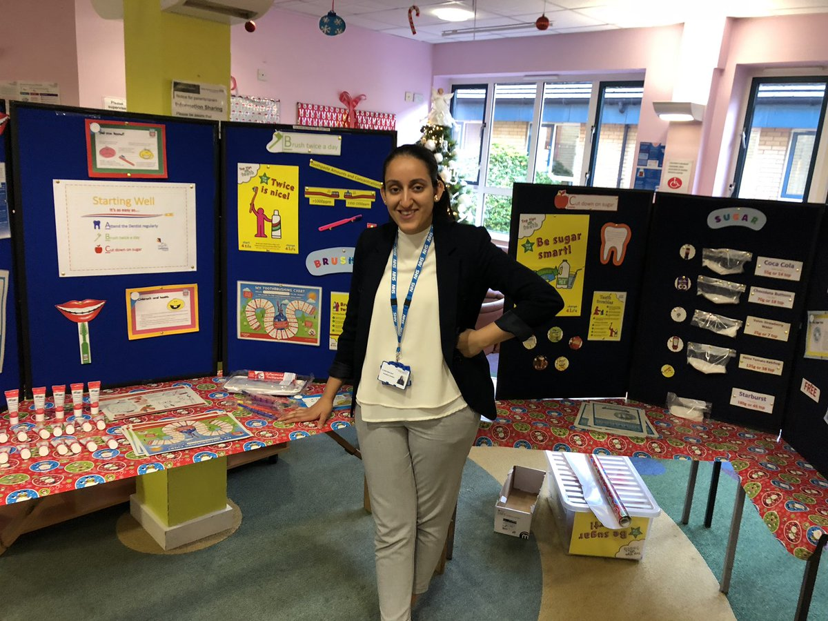 Engaging with parents and children at Derbyshire Children's Hospital about the importance of #oralhealth and #StartingWell @DCHStrust @derbyshcft @worldzico<br>http://pic.twitter.com/L0ydwF4COO