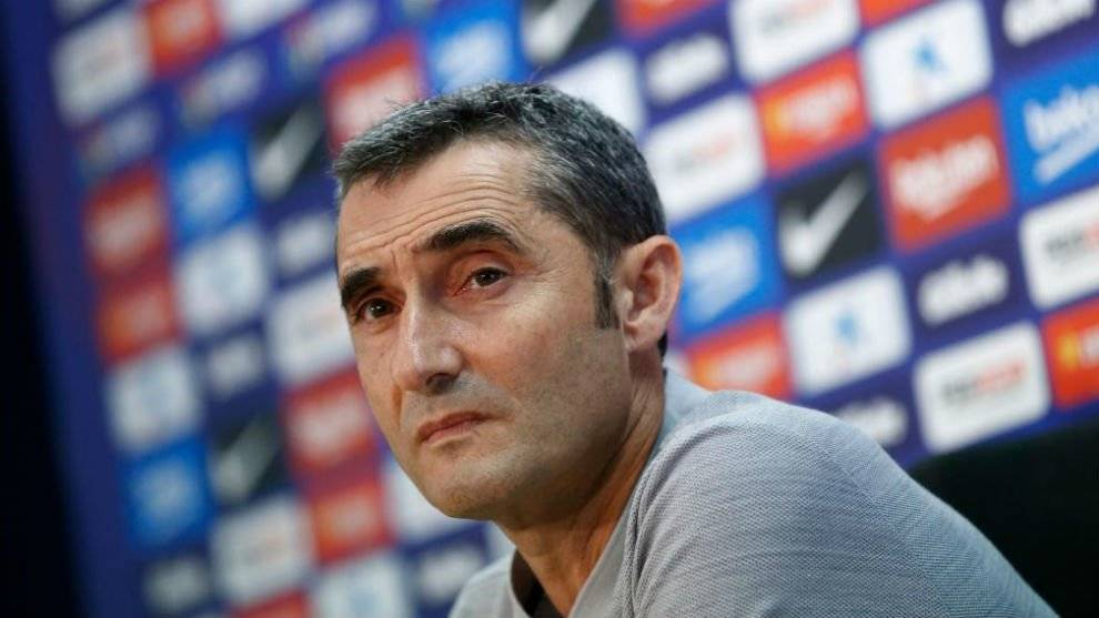 "🎙 [RAC1] | Ernesto Valverde:   🔊 ""We are pleased with the Round of 16 draw. We wanted to avoid a rival like Liverpool, the current runners-up in Europe.""   🔊 ""Lyon will not be easy, as they have been able to compete for top-spot in the group stages at Manchester City."""
