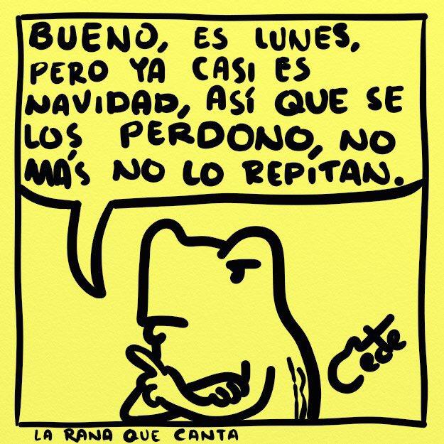 La Rana Que Canta's photo on #FelizLunes