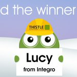 Congratulations to Lucy from Integro for being this year's Christmas Game winner, Your hamper is on its way!