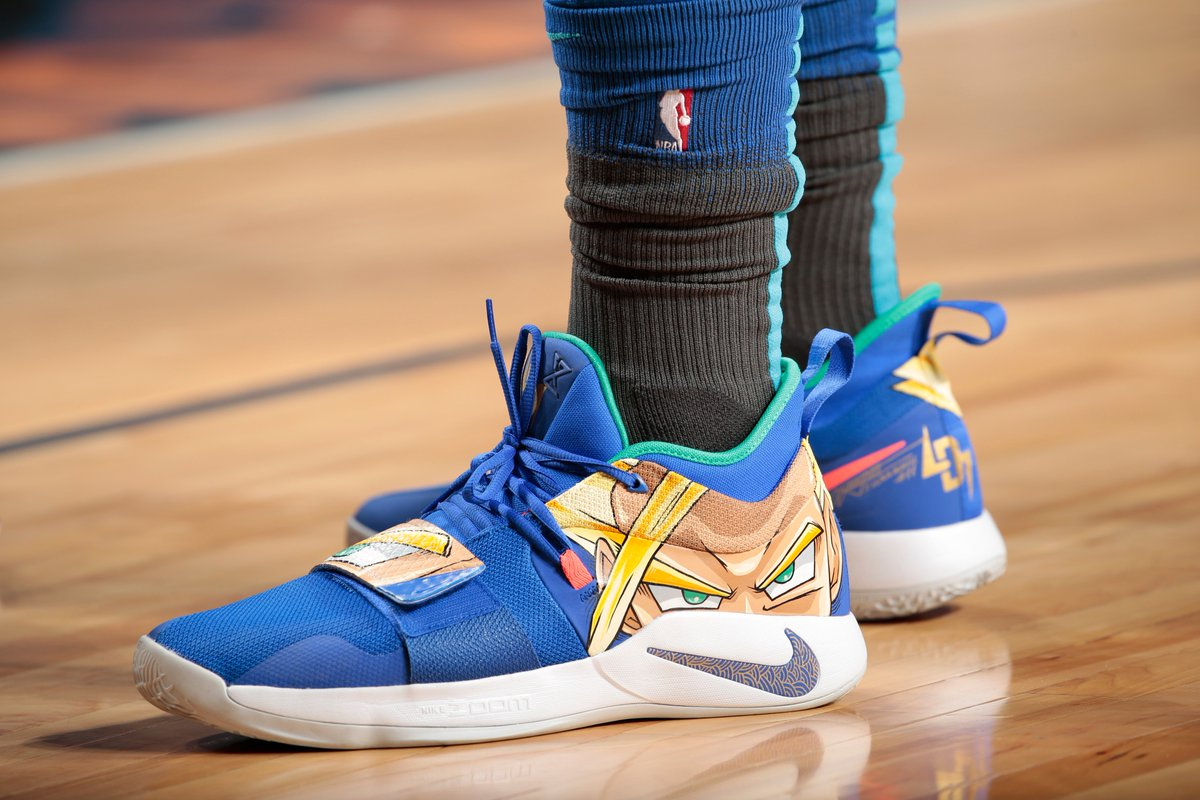 Luka's 'Gohan' Nike PGs, 'Grinch' Kobes and a variety of Air Jordans dominate Sunday's best NBA kicks: https://t.co/vybnGRAZM9