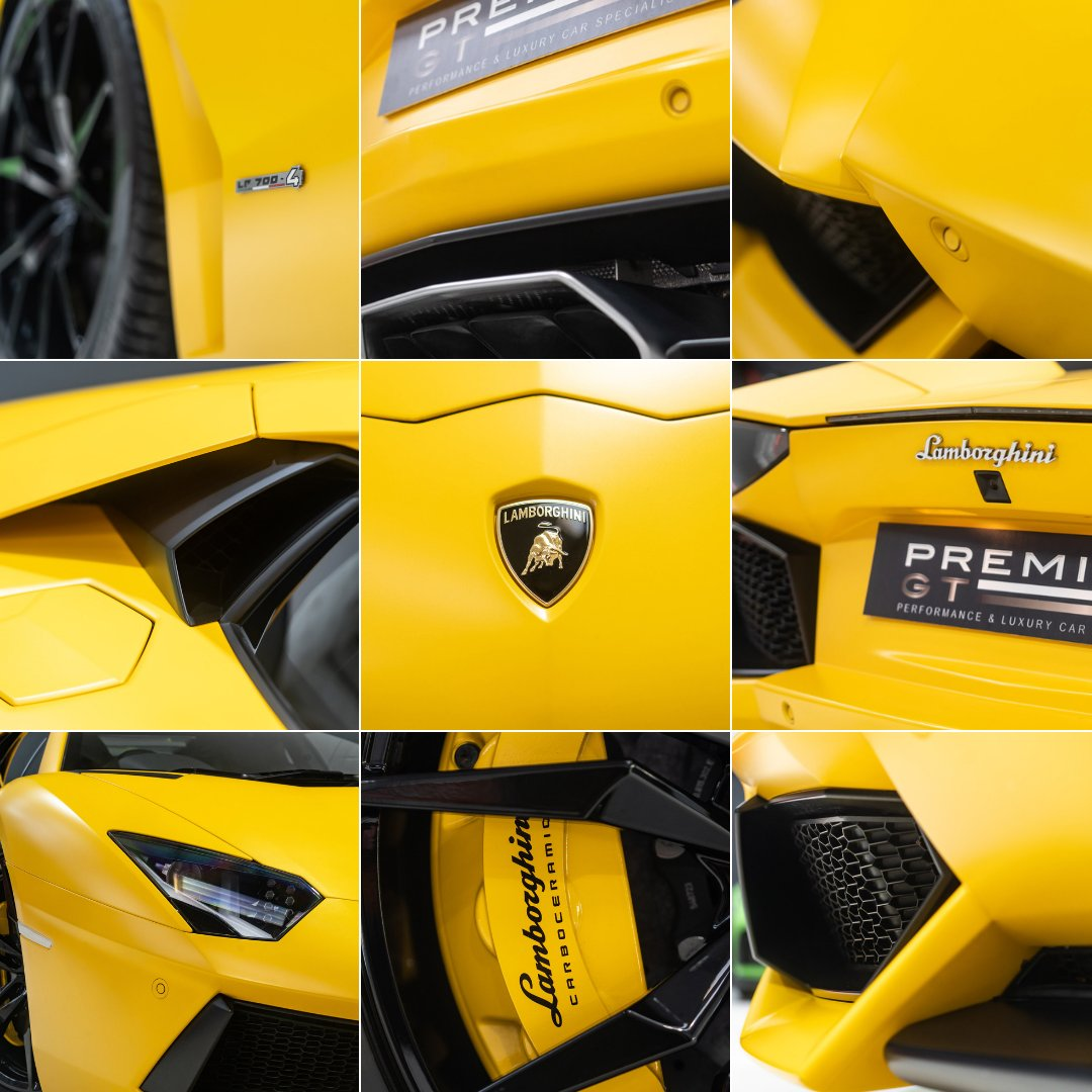 Loud paint, outrageous power, sharp lines and deep angles. The unmistakable makeup of a #Lamborghini. Staying true to this recipe, our recent #Aventador arrival certainly doesnt lack any theatre and is dressed superbly in a £10k optional paint job. bit.ly/2BXWiRO