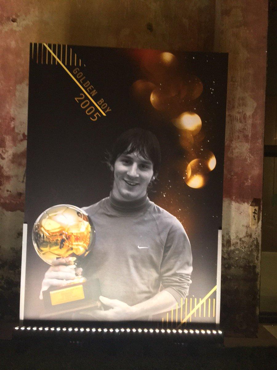 📍 Turin! 😏  #GoldenBoy2018