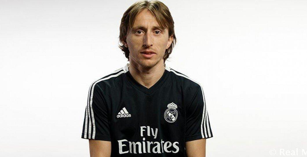 Luka Modric le corta el rollo al antimadridismo que le desea lo peor al Real Madrid   https://goo.gl/sTMhqT  #RealMadrid #Modric