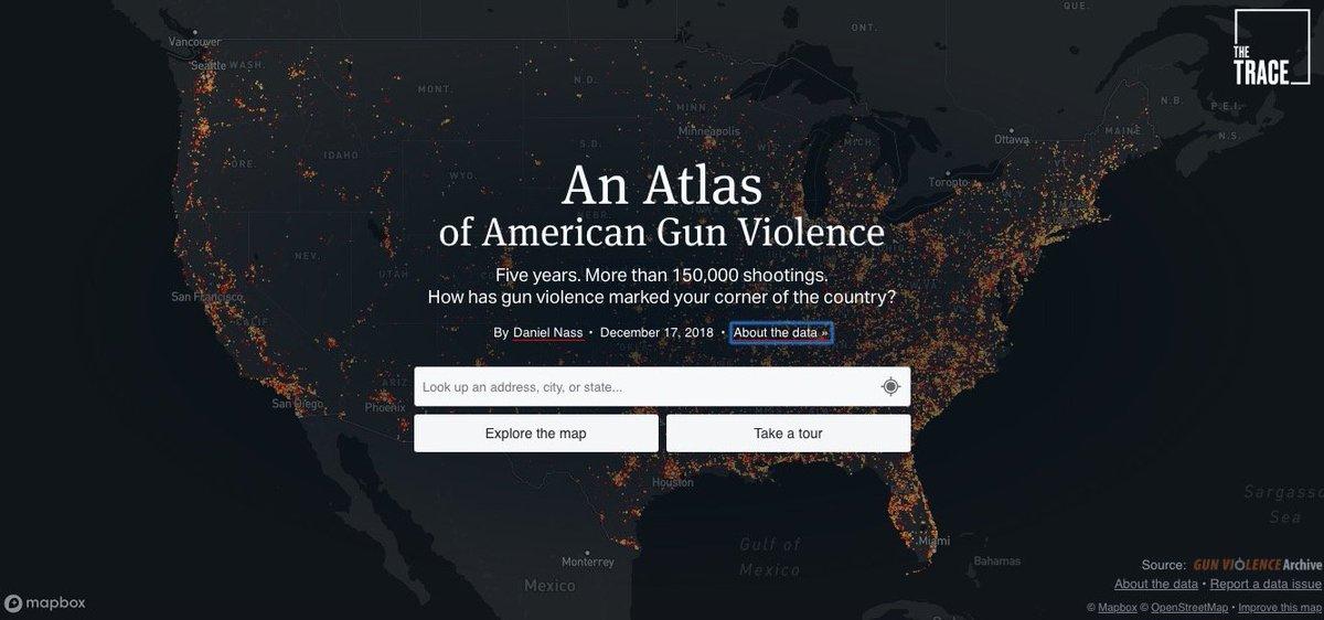 Gun Violence Archive on Twitter: \