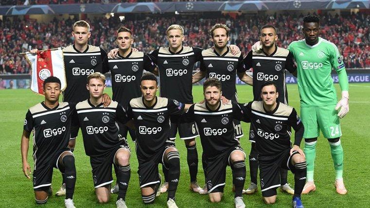 De Jong y De Ligt sueñan con dar la sorpresa contra el @realmadrid en @ChampionsLeague http://ht.ly/GKKJ30n19ux #FCBlive #Barca #fcb @AFCAjax
