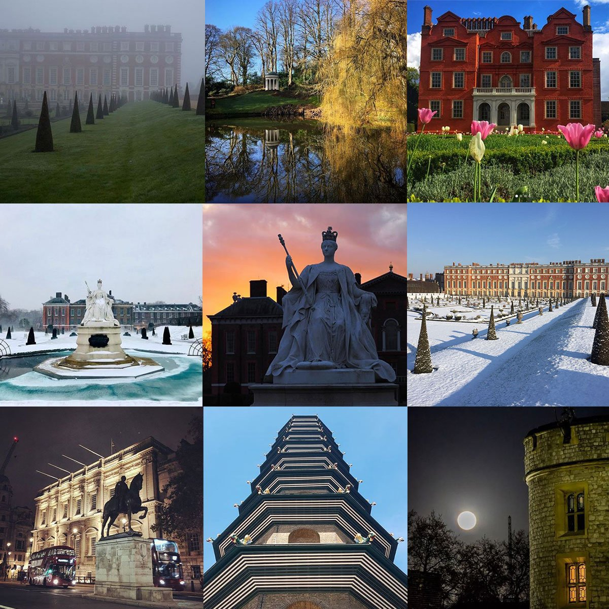 At the end of this month, we'll announce our winning PHOTO OF THE YEAR! If you've taken a picture of the palaces, now is the time to share it - theres still time to be included in the shortlist 🏆 🏆 🏆 #PalacePhoto