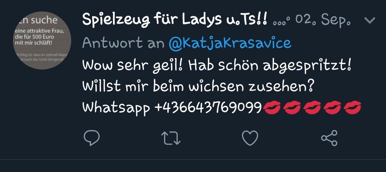 Krasavice whatsapp nummer katja Songtext von
