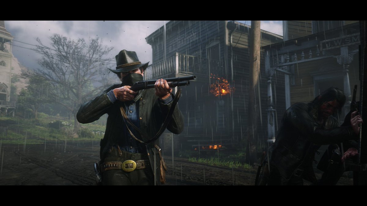 Red Dead Redemption 2 The highest rated game on PlayStation®4 and Xbox One Out Now: rockstargames.com/reddeadredempt…