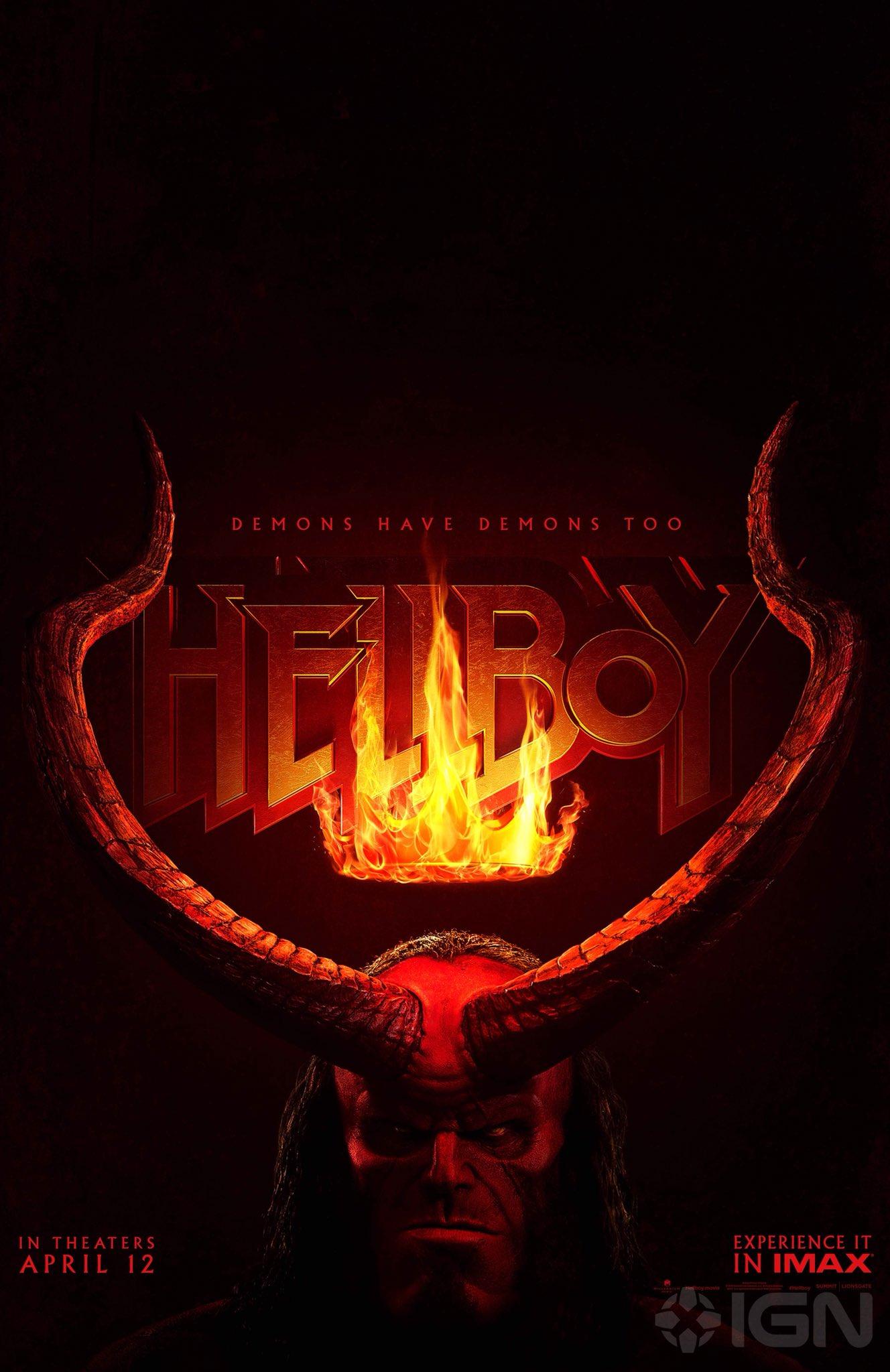 Hellboy Reboot - Page 3 DuopQCxWoAIgI1u