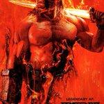 #Hellboy Twitter Photo