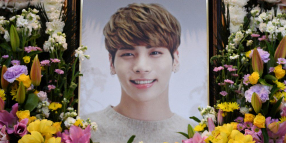 SHINee members, Taeyeon, YoonA, and more attend 'Shiny Arts Festival' in commemoration of Jonghyun's death anniversary https://t.co/mjNzTgOzxm
