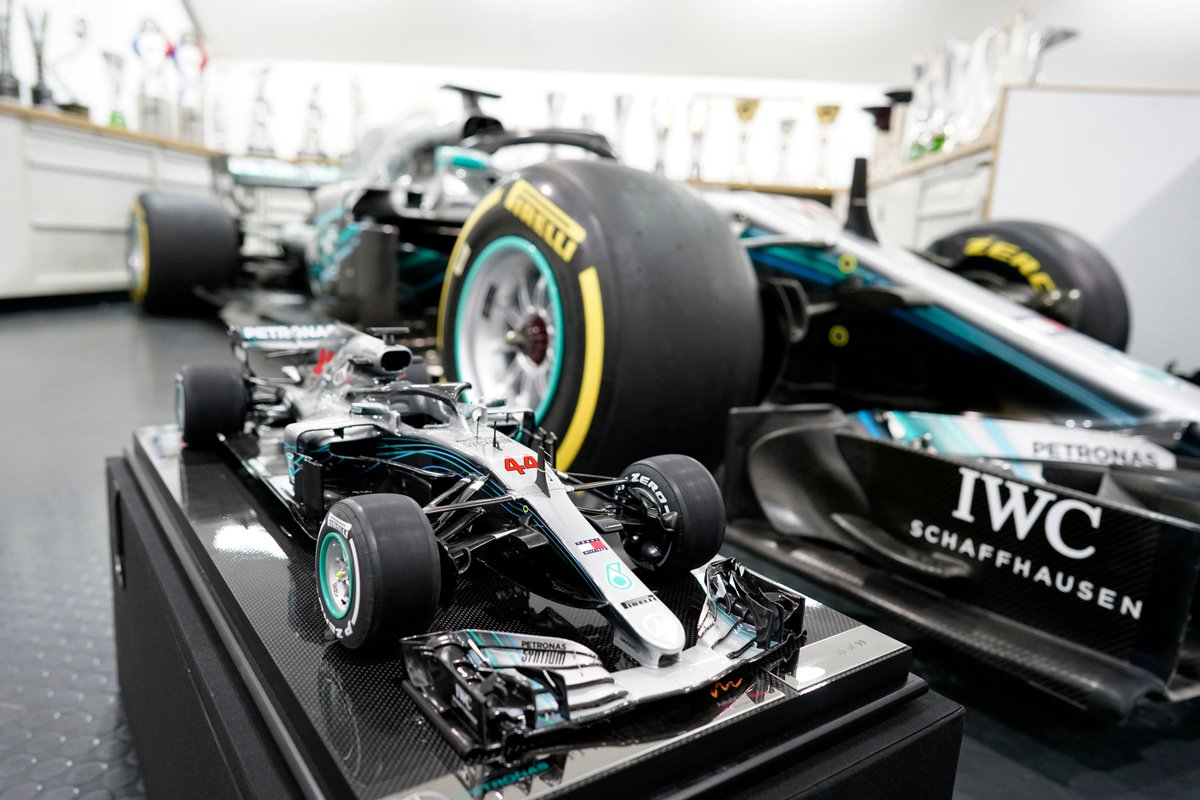 Mercedes Amg F1verified Account