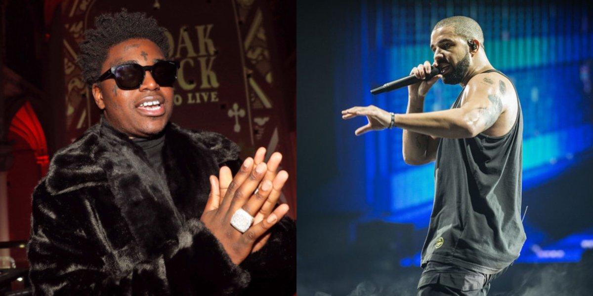Drake Praises Kodak Black's Latest Album: 'One of My Favorites in the Last 5 Years' https://t.co/WXWiqugV7h