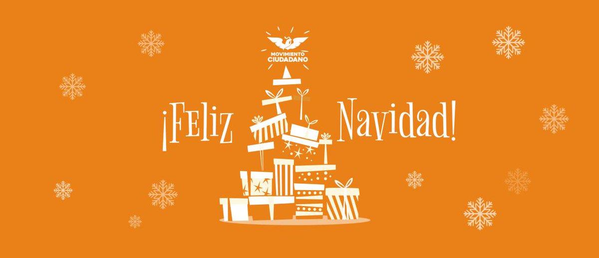 De parte de este gran movimiento las deseamos una Feliz Navidad y un prospero año nuevo https://t.co/9JGUlzzFyd