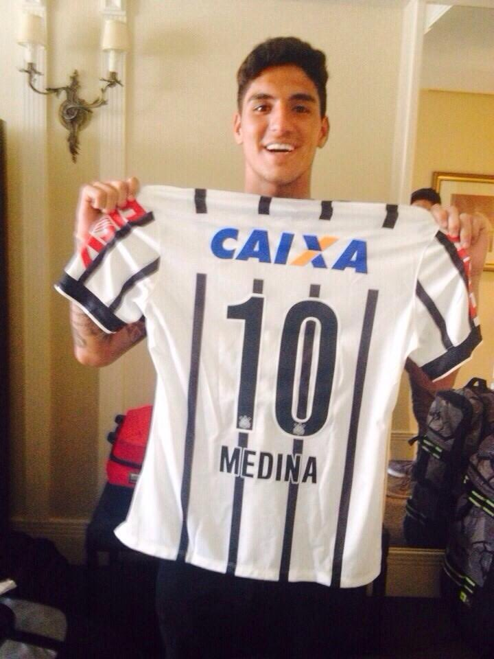 Assim como o Timão, o corinthiano Gabriel Medina também é Bicampeão Mundial! Parabéns! 🏆🏆