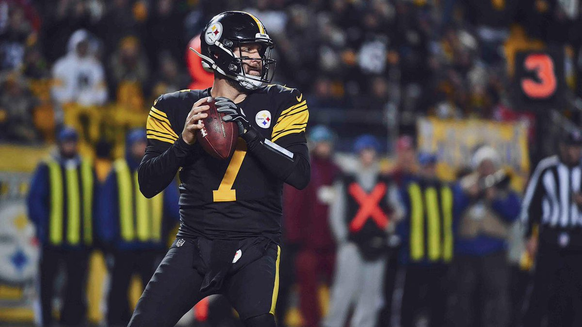 Ben Roethlisberger and Antonio Brown have connected on 783 completions, breaking a tie with Peyton Manning and Reggie Wayne (779) for sole possession of the 2nd-most pass completions between a duo in NFL history.