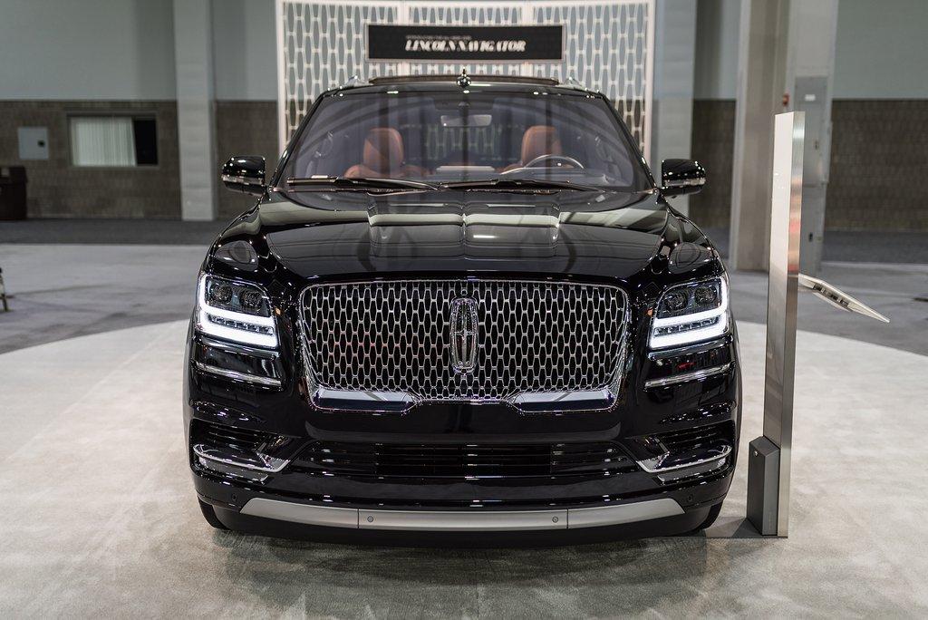 Atlautoshow On Twitter Luxury Suvs Like The Lincoln Navigator