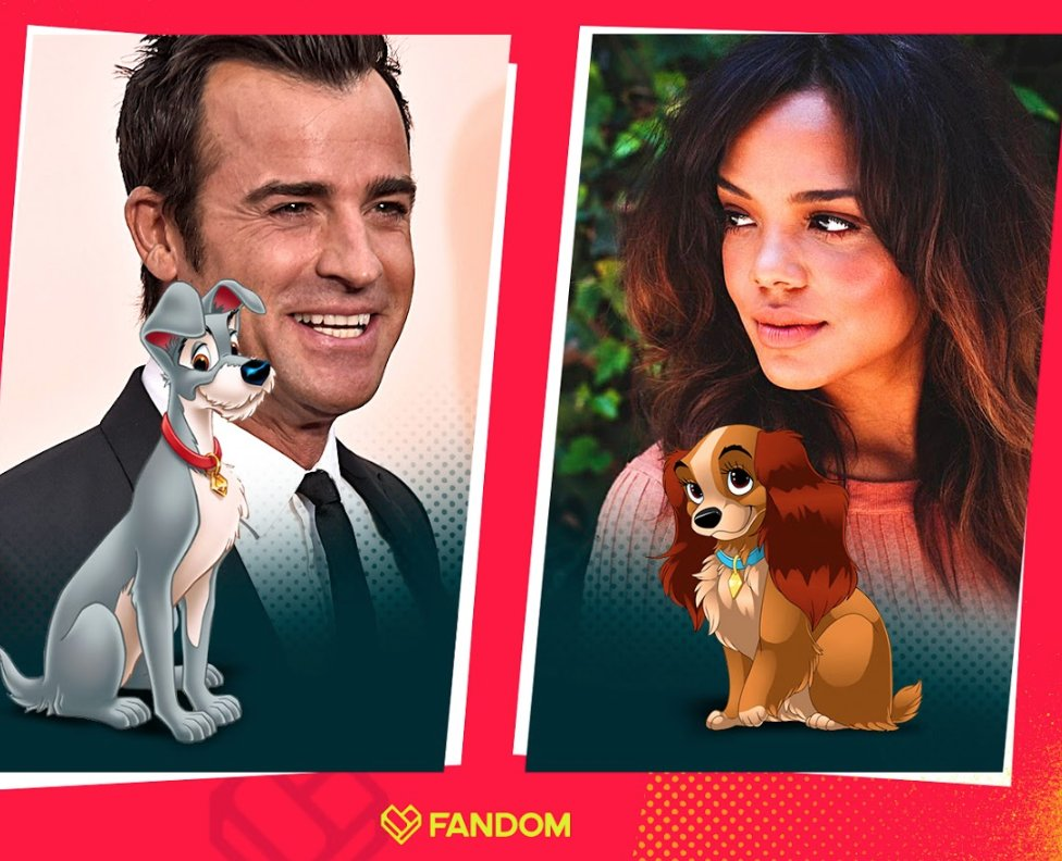 Fandom On Twitter Disney S Live Action Lady And The Tramp Will Use Real Life Dogs Instead Of Cgi Via Collider