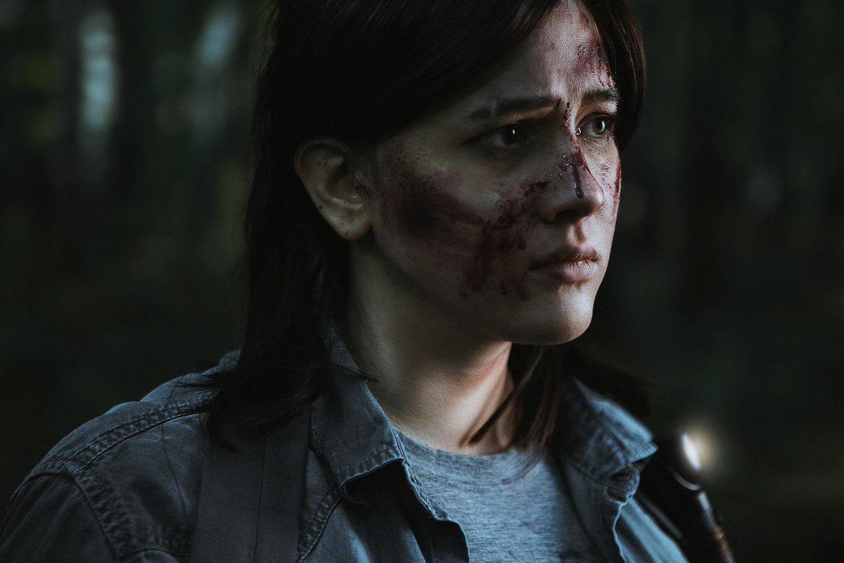 Naughty Dog On Twitter Ellie From The Last Of Us Part Ii