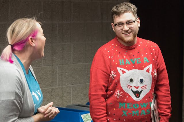 Congrats to @UISLib Information Technology Technical Associate Evan Barber who was named the #UISedu Employee of the Month for December today! Learn More: https://t.co/jjvmnLaSnc https://t.co/31cyER4wVC