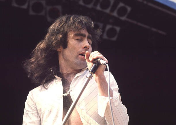 Happy 68th Birthday to Free and Bad Company lead singer Paul Rodgers.