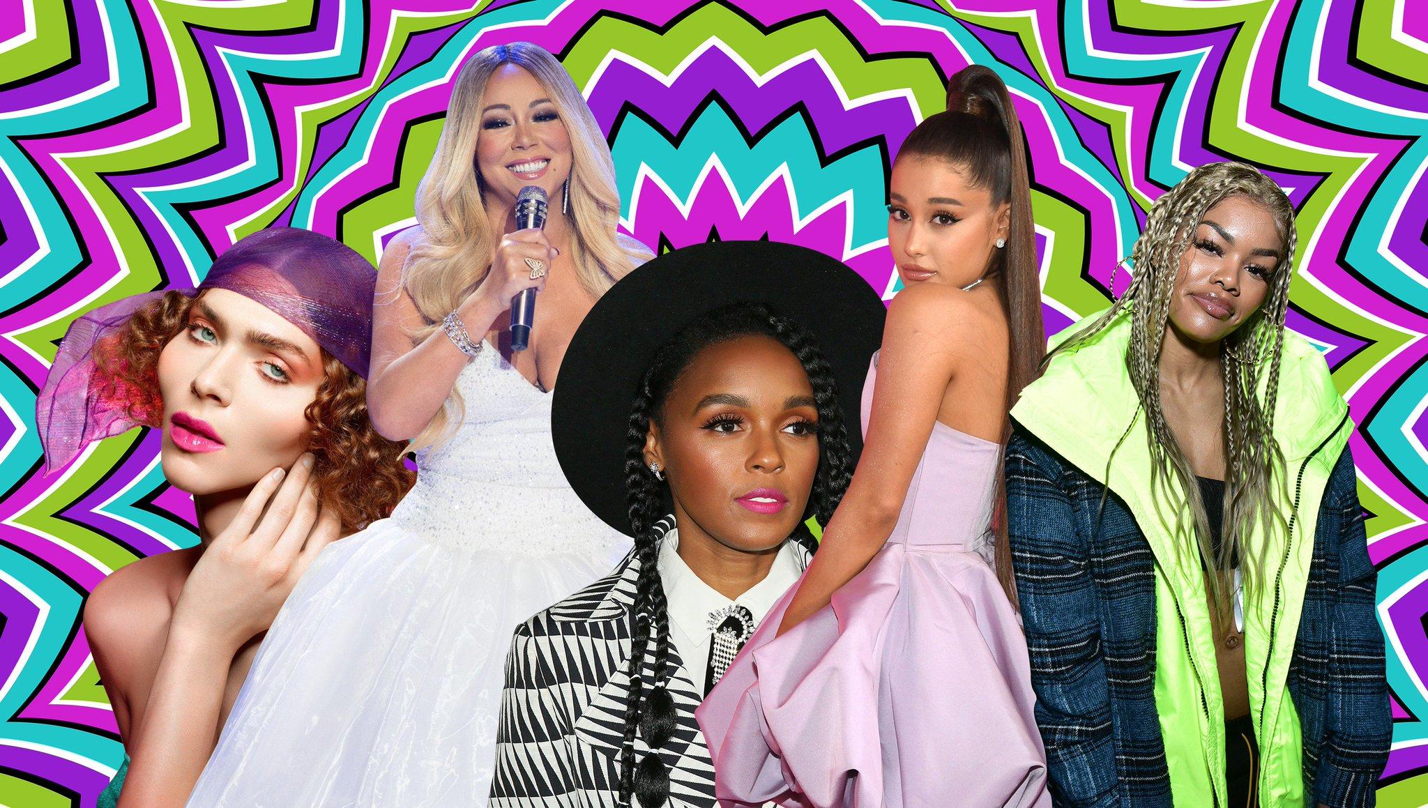 PAPER's Top 20 Albums of 2018 https://t.co/Icv98NZMU8 https://t.co/STpiFKymLK