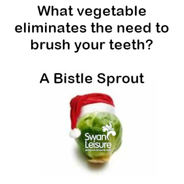 Swan Leisure On Twitter Apart From The Dad Jokes Did You Know That Sprouts Contain High Levels Of Vitamin A C Folic Acid And Dietary Fibres They Can Also Help Protect