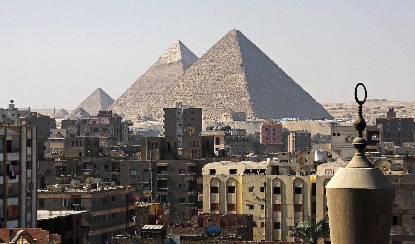 Resultado de imagen para kairo pyramiden