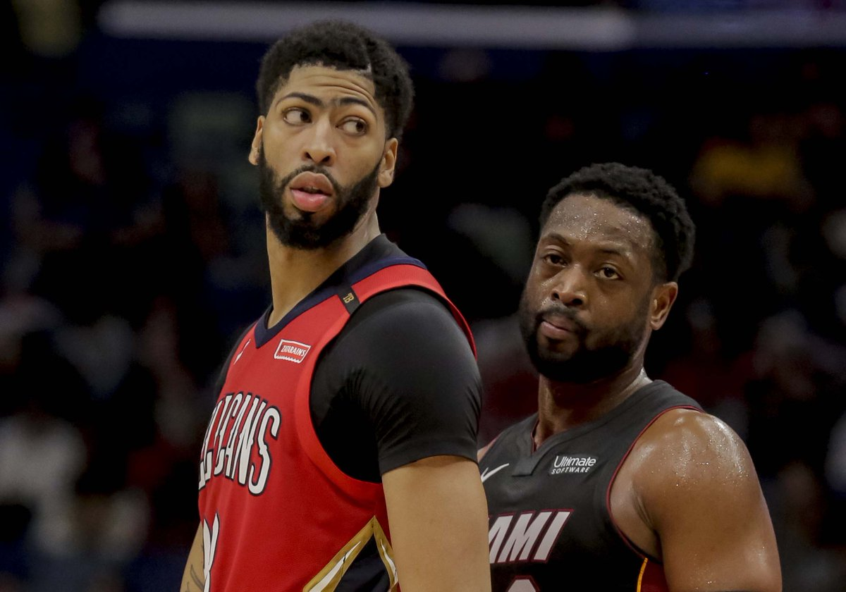 Basketball Reference On Twitter This Is Anthony Davis 5th Season