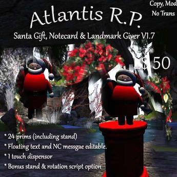 Atlantis RP/Second Life on Twitter: