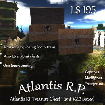 Atlantis RP/Second Life on Twitter: