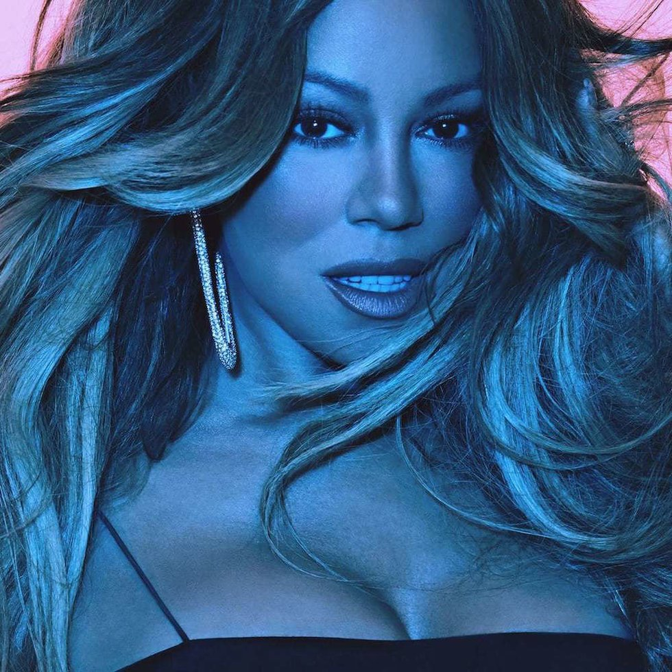 1. 'Caution' by @MariahCarey  https://t.co/Icv98NZMU8 https://t.co/9DvFgFhe2E