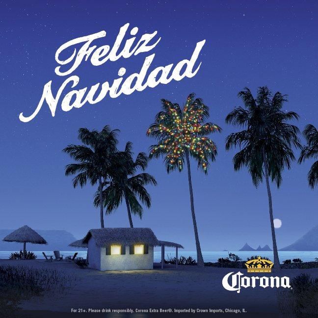 Heineken Feliz Navidad.Corona Usa Coronaextrausa Twitter