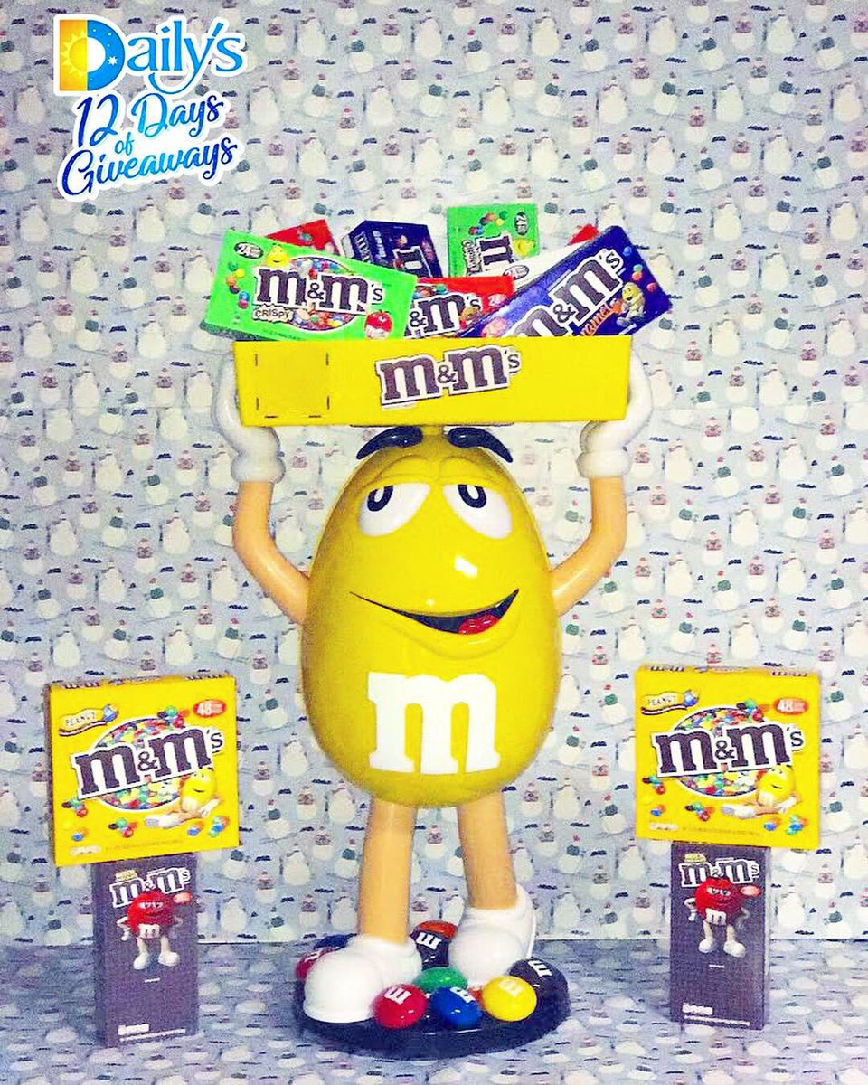 Daily S On Twitter Year Supply Of Mmschocolate Anyone