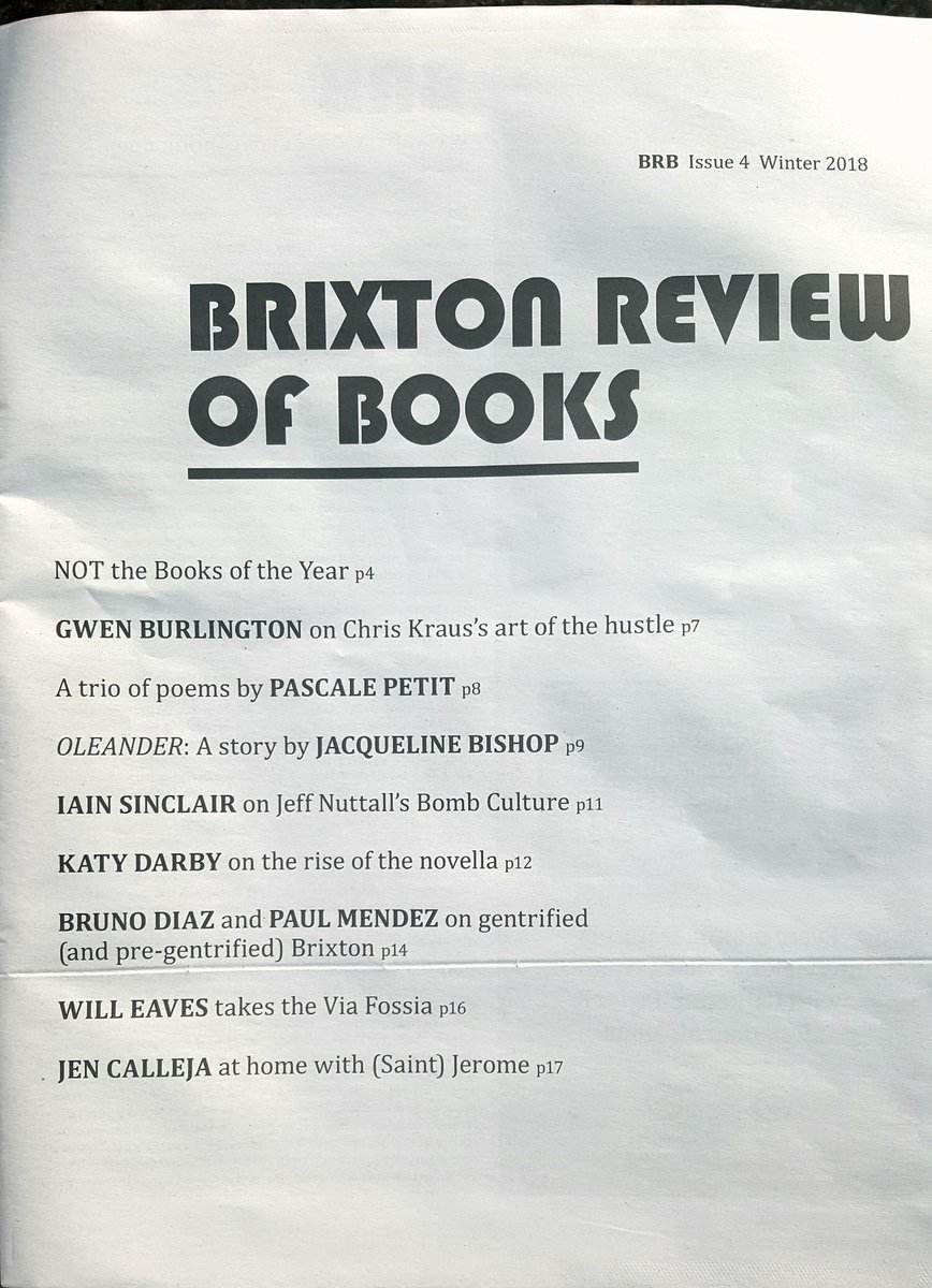 brixton review of books brixtonbooks twitter