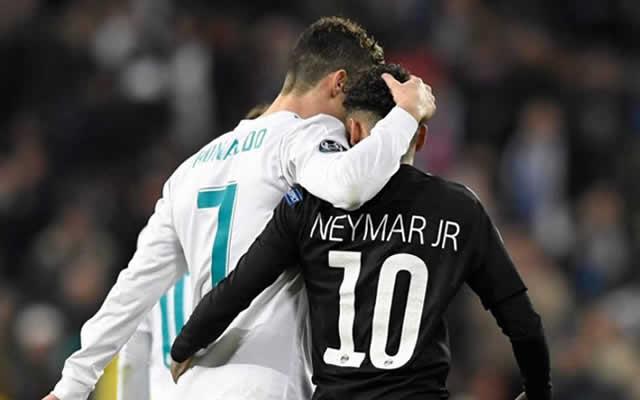 🎥 CR7 Vs Ney...¡El pasado glorioso y el futuro esperanzador del @realmadrid ! ⚽️⚽️👇  https://bit.ly/2PGhfo1  #Neymar #CristianoRonaldo #RealMadrid